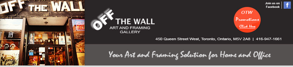 Off The Wall Art & Framing Gallery