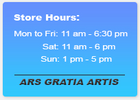 Off The Wall Store Hours